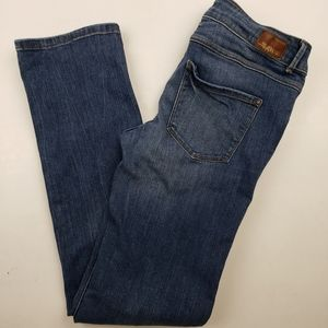 Zara Z1975 Denim Womens Jeans Size 8 Blue Basic